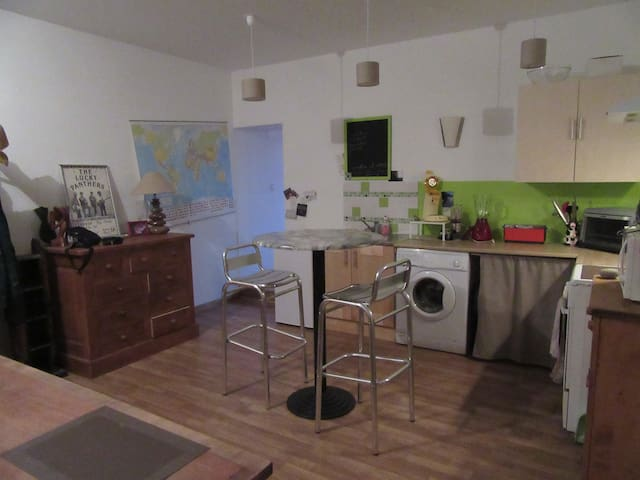 Appartement centre Fougeres .