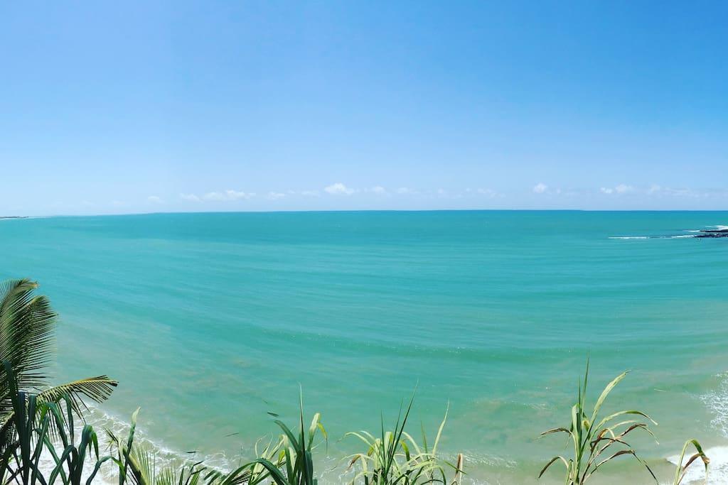 Tabatinga - beach near Natal