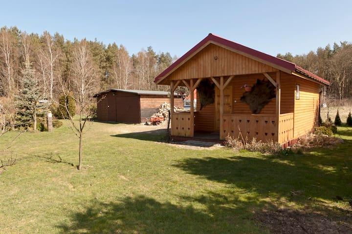Little Cabin Podkowka - Kołczewo - Cabin