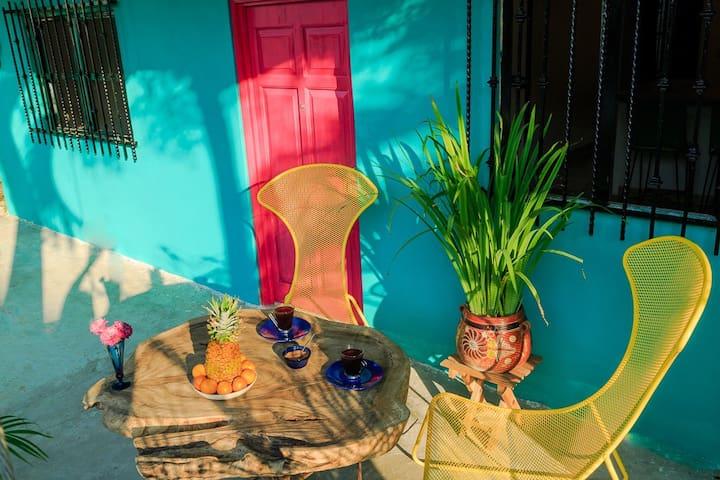 Charming Mexican village casita - Punta de Mita - Hus