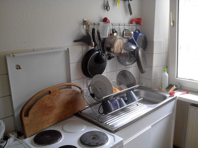 All you need to cook