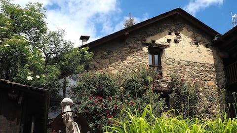 Квартира Casa Manyà ( СЫН - ESTERRI D 'ÁNEU - LLEIDA )
