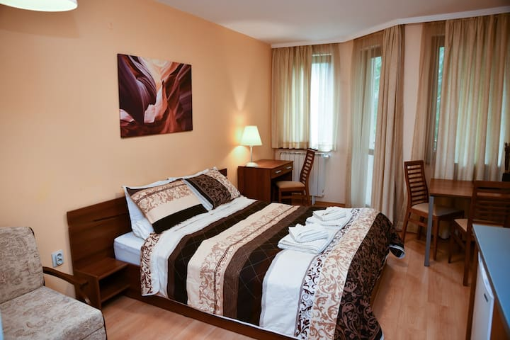 HQ apartment 202 in Apart Hotel Vila Park