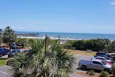 Stunning 2nd Level Oceanfront ☼ Luxury Villa!
