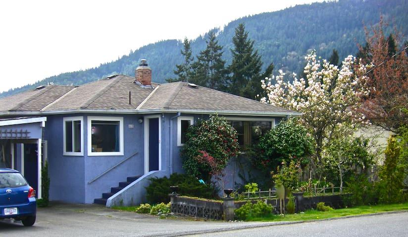 Hydrangea House in Ladysmith, BC - Ladysmith