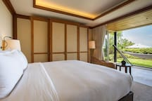 Avasara Residence at Panacea Retreat - Beautiful view from bedroom four