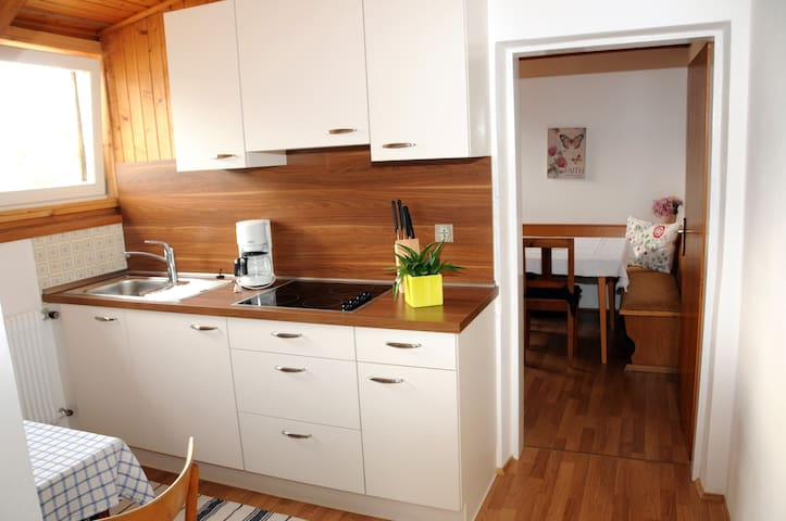 Small but nice apartment - Nals - Apartment