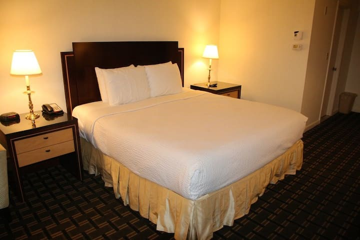Bedford Plaza Hotel- Boston,  King
