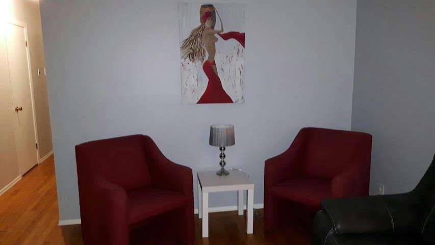 Comme chez toi! - Saint-Jean-sur-Richelieu - Lägenhet
