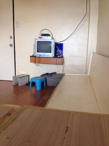 Comfortable Budget 1BR w Sunset View 15min Airport - Parañaque - Apartment