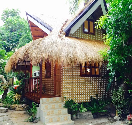 Tropical Seaside Villa - Tagbilaran - Casa de campo