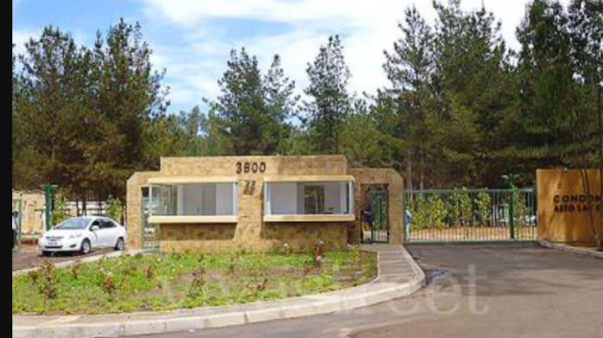 Departamento en condominio playa - Las Cruces - Apartment