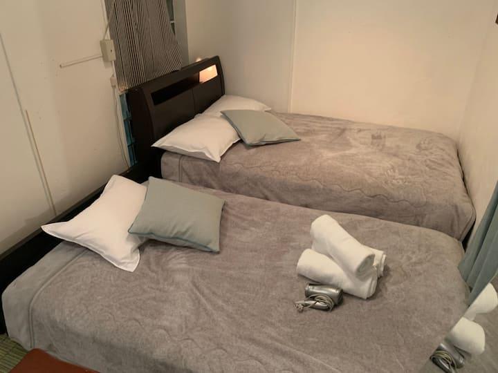 人気の新大久保駅エリア マンションタイプで三密回避 家具家電付きのお部屋で自炊も可能 消毒殺菌清掃
