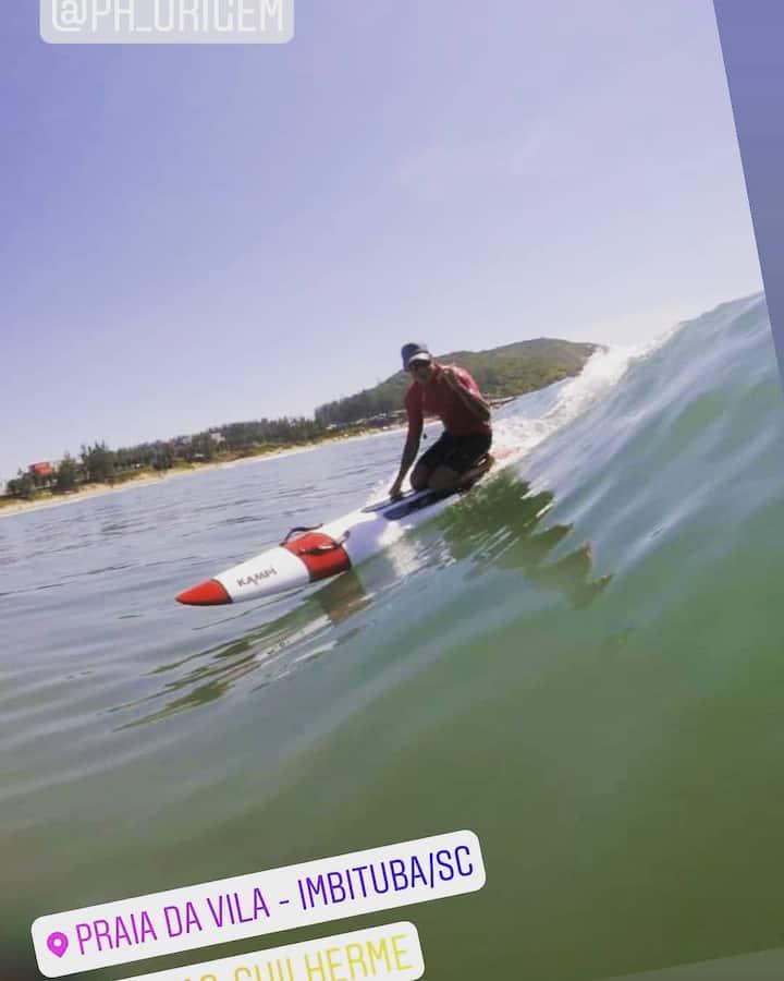 Paddle Board 11 pés na Vila