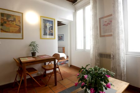 Lovely and typically 1BR- Central - Paris