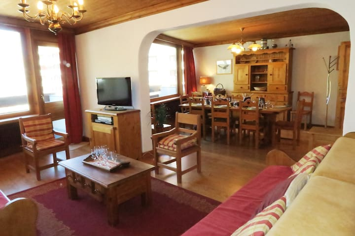 4 rooms 6/8 people - VAL D'ISERE Centre - Val-d'Isère - Huoneisto