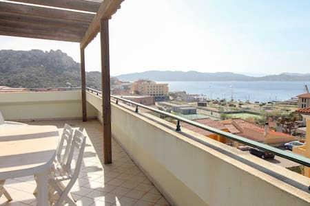 Three adjacent apartments w/ sea views & terraces - steps from the beach!