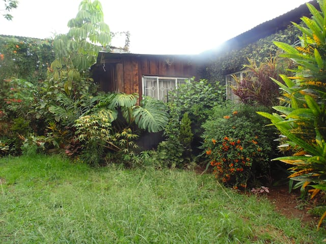 One Bedroom Cottage in Secure Private Compound