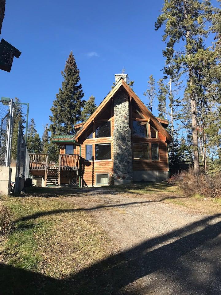 Lac le Jeune guest house