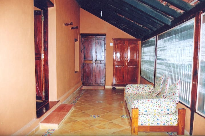 NANDAN FARM HOME STAY... - Sawantwadi - Huis
