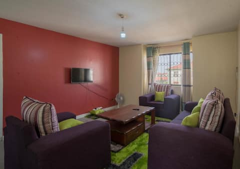 Joy Cosy Apartment, Near JKIA Airport