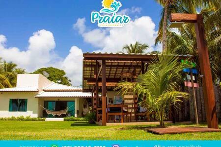 Praiar - Casa de Praia - Patacho - Milagres
