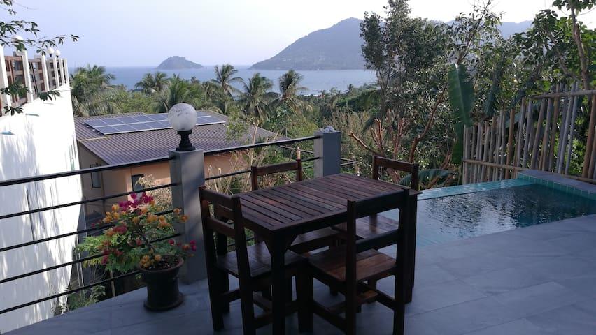 Beautiful Seaview from terrace