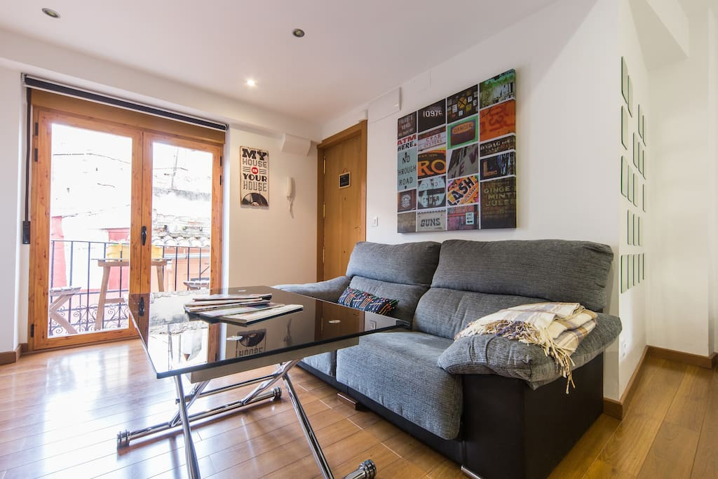 Loft in historic center wifi apartments for rent in - Loft valencia ...