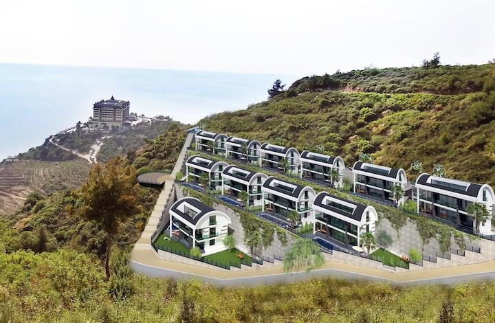 Hidden Valley Exclusive Villas - Uniq in Alanya
