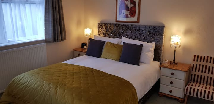 Blue Waters Lodge is an award wining Guest House.