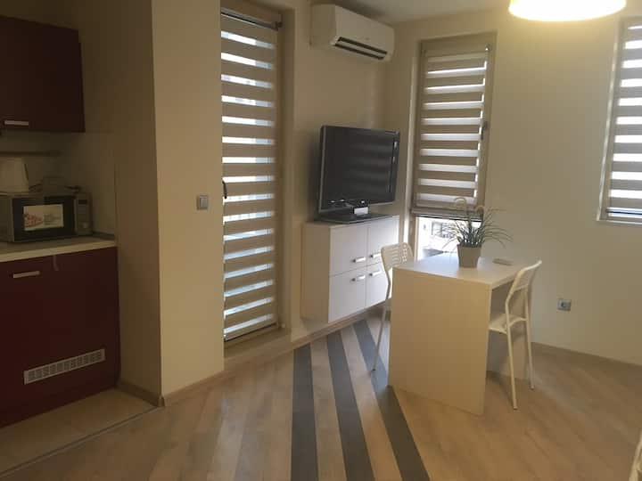 Cozy studio in the center of Blagoevgrad