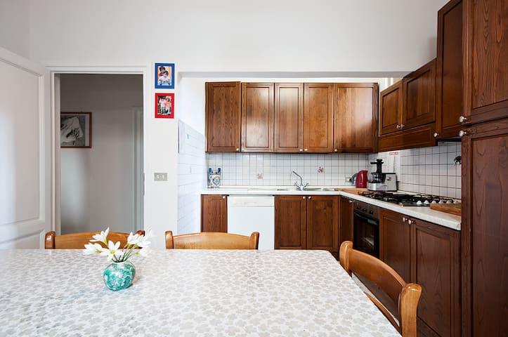 Stanza privata in casa condivisa