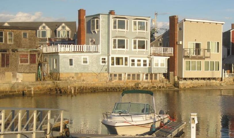 Old Harbor - Rockport - Apartment