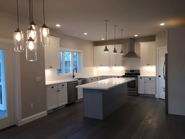 New Modern House near Madison - Waunakee - House