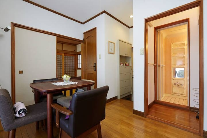 18min to SHINJUKU/WiFi/Apt/Parking/Pets/sunny - Suginami-ku - Apartment