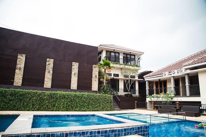 2 Bedroom Villa in the heart of Bandung - Kota Bandung