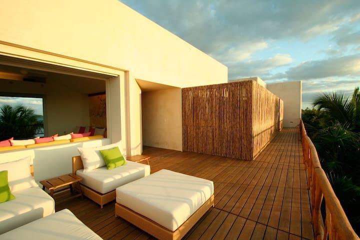 Casa Ikal - Full Board Villa (up to 6 guests) - Tulum - Casa de campo