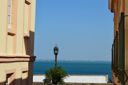 Next to the See. Apartment in the old City - Cádiz - Other