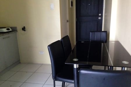 A 1 bedroom unit in heart of Manila - Quezon City - Wohnung
