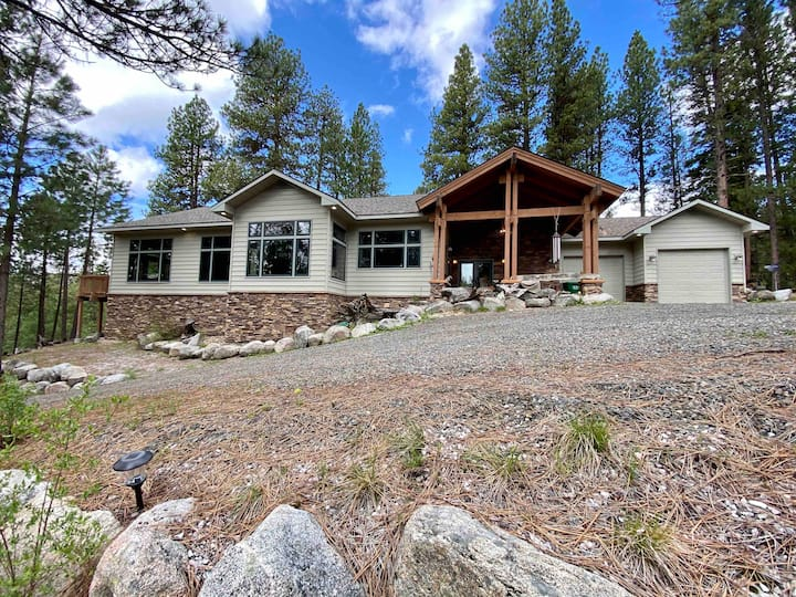 Smiths Ferry Private Paradise, Near Payette River