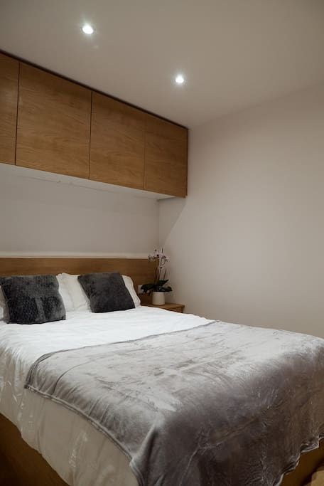 Bedroom with Full Double Bed