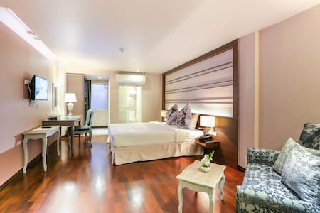 The Sathon Hotel - Superior room - Bangkok
