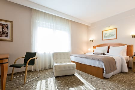 Standard Double Room - Beograd - Boutique ξενοδοχείο