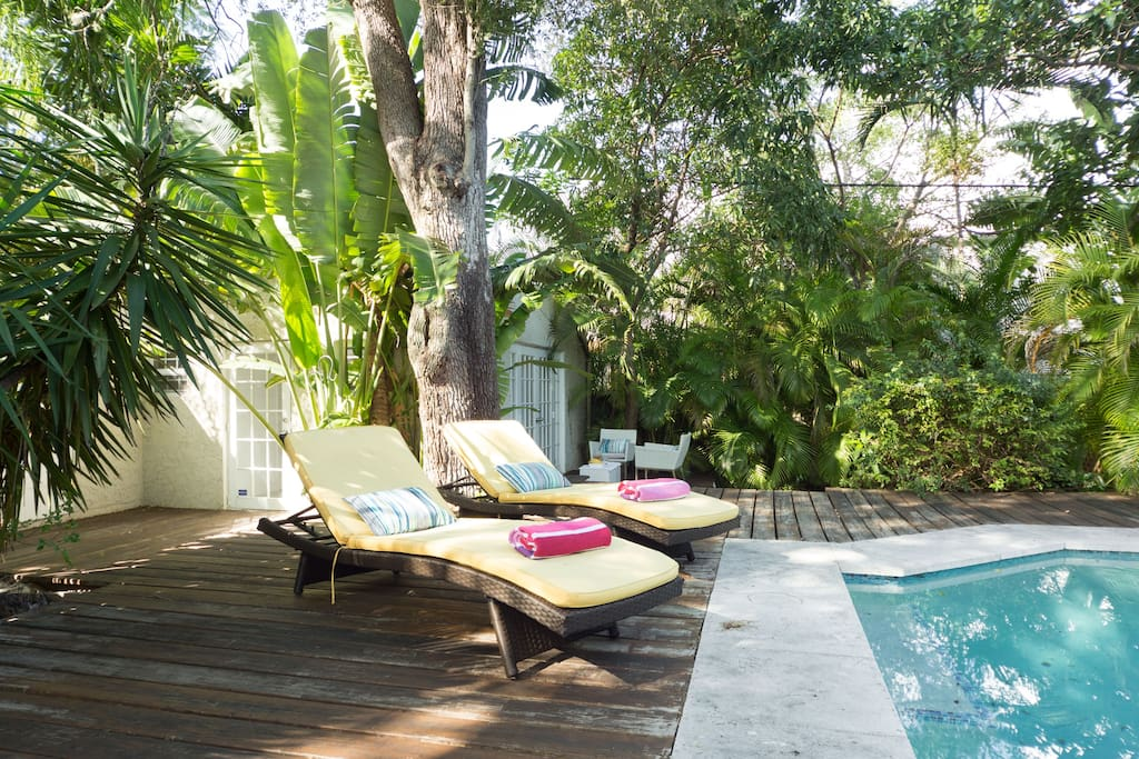 Private Guest House For Rent Miami Beach
