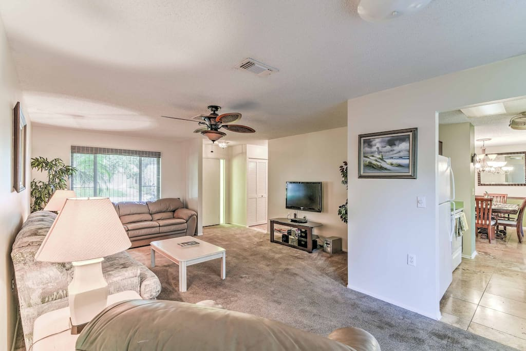 Relax in the 1,274 square feet of comfortable living space.
