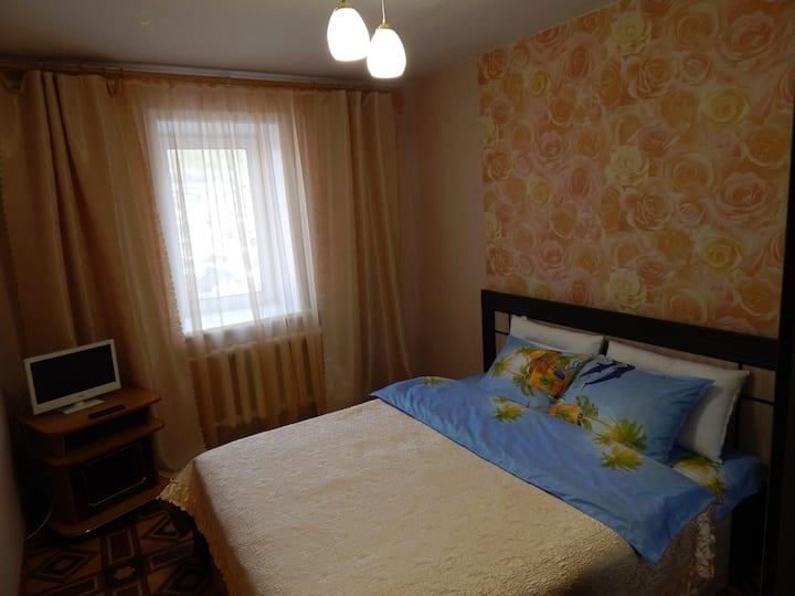 Апартаменты с видом на горы Ленина-140
