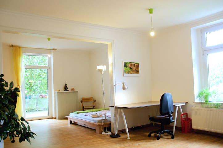 Wohnung nähe Flughafen und Messe Düsseldorf/Essen - Ratingen - Apartment