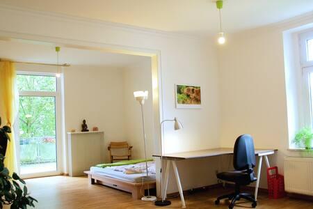 Wohnung nähe Flughafen und Messe Düsseldorf/Essen - Ratingen - Appartement