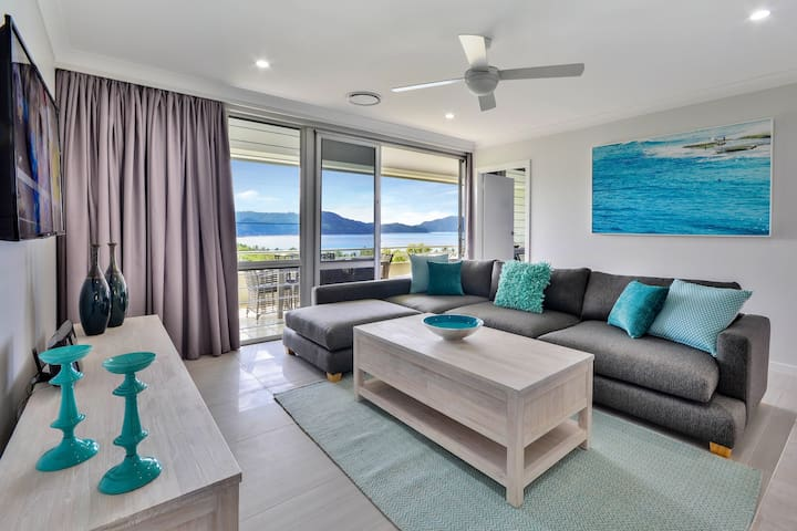 Living area with a view