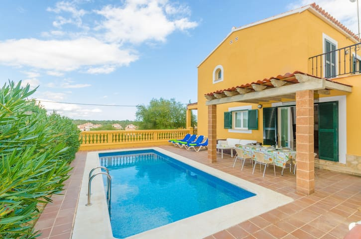 SALZE 24 - Villa for 8 people in Cala Romantica.
